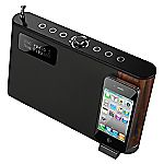 Blaupunkt DS337 DAB Radio with iPhone Docking Station