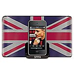 Gear4 StreetParty III Union Jack iPod Speaker Dock