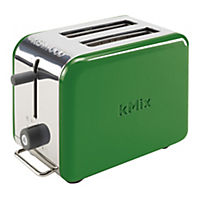 Kenwood kMix Boutique Green 2-slice Toaster