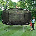 Plum 10ft Magnitude Trampoline and 3G Enclosure