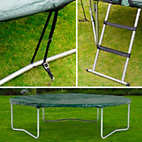 Plum 14ft Trampoline Kit