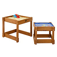 Plum Sandy Bay Wooden Sand and Water Tables