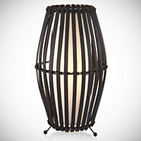 Tu Simone Bamboo Table Lamp