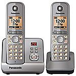 Panasonic KX-TG 6722 Twin Cordless Phone
