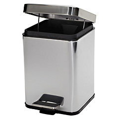 Tu Square Stainless Steel Bin