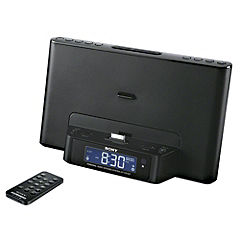 Sony ICFDS15 Clock Alarm Dock