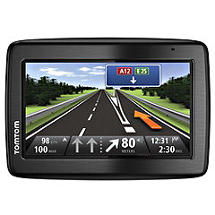 TomTom Via 130 UK Black Sat Nav