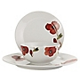 Tu Poppy 12-piece Dinner Set