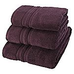 Home Collection Plum Towel