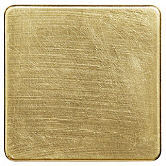 Tu Gold Lacquered Coasters 4-pack