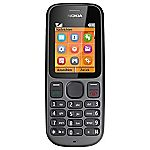 Virgin Nokia 100 Black Mobile Phone