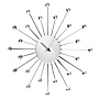 Tu Metal Spoke Clock