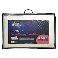 Silentnight Deluxe Memory Foam Pillow