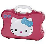 Hello Kitty Nail Care Case Playset