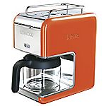 Kenwood CM027 Boutique Coffee Maker Orange