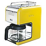 Kenwood CM028 Boutique Coffee Maker Yellow