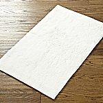 Home Collection Cream Bath Mat