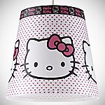 Hello Kitty Tapered Shade