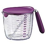Sainsbury's Colour Plum Measuring Jug