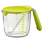 Sainsbury's Colour Lime Measuring Jug