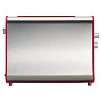 Sainsbury's Colour Cherry 2-slice Toaster