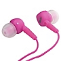 Radiopaq Flips Pink In-ear Earphones