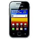 Vodafone Samsung Galaxy Y Black Mobile Phone