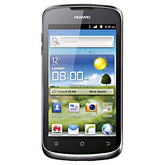 Vodafone Huawei Ascend G300 Black Mobile Phone