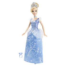Disney Princess Deluxe Cinderella Doll