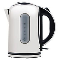 Sainsbury's 1.7L Polished Stainless Steel Kettle