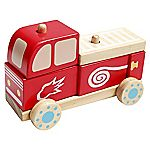 Grow & Play Build Me Fire Engine