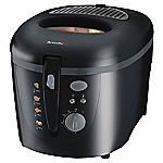 Breville VDF064 Black Compact Family Fryer