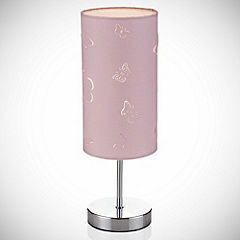 Tu Pink Butterfly Table Lamp
