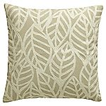 Tu Natural Leaf Cushion
