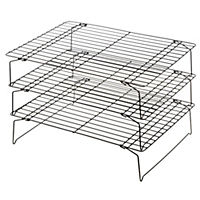 Sainsbury's 3-tier Stackable Cooling Rack