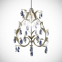 Tu Lavena Antique Gold Effect Pendant