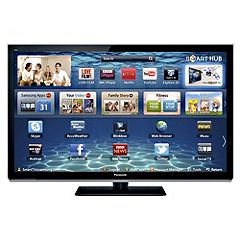Panasonic VIERA TXa9bP42XT50B 42 HD Ready Smart 3D Viera Plasma TV