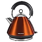 Morphy Richards Copper Pyramid Accents Kettle