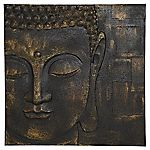 Buddha Canvas Wall Art 60x60cm