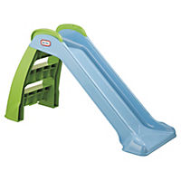 Little Tikes First Slide Blue Green