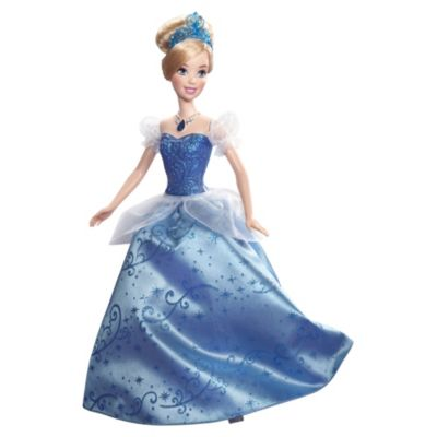 Disney Princess Feature Cinderella Doll - image 1
