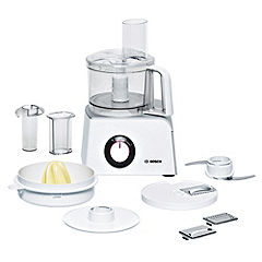 Bosch MCM4006GB White Food Processor