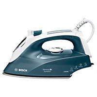 Bosch TDA2650GB Steam Iron Blue and White
