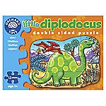 Orchard Toys Double Sided Little Diplodocus Puzzle