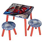 Spider-Man Table & Stool Set