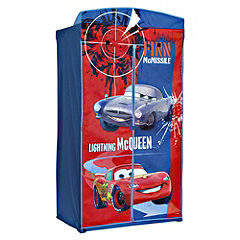 Disney Cars Fabric Wardrobe