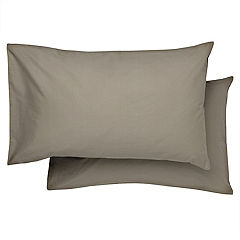 Tu Mink Non-iron Pillowcase Pair