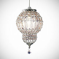 Tu Lucinda Pink Jewelled Lantern - Easy Fit