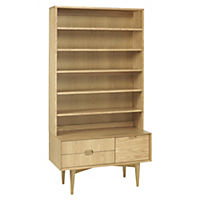 Copenhagen Oak Bookcase