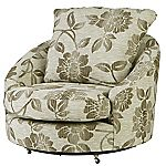 Ramsey Swivel Snuggler Chair